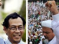 Sri Bintang: Habib Rizieq Tak Usah Pulang untuk Kasus Ecek-ecek