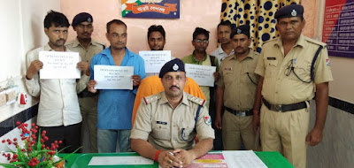Railway Ticket Racket Busted By RPF Basti Uttar Pradesh