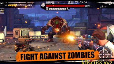 zombie crisis unlimited money mod apk