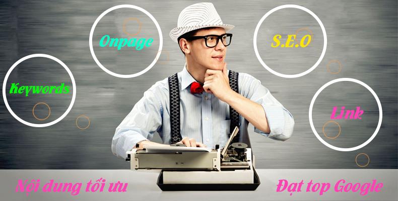 Dịch vụ viết bài chuẩn SEO - Copywriter chuyên nghiệp