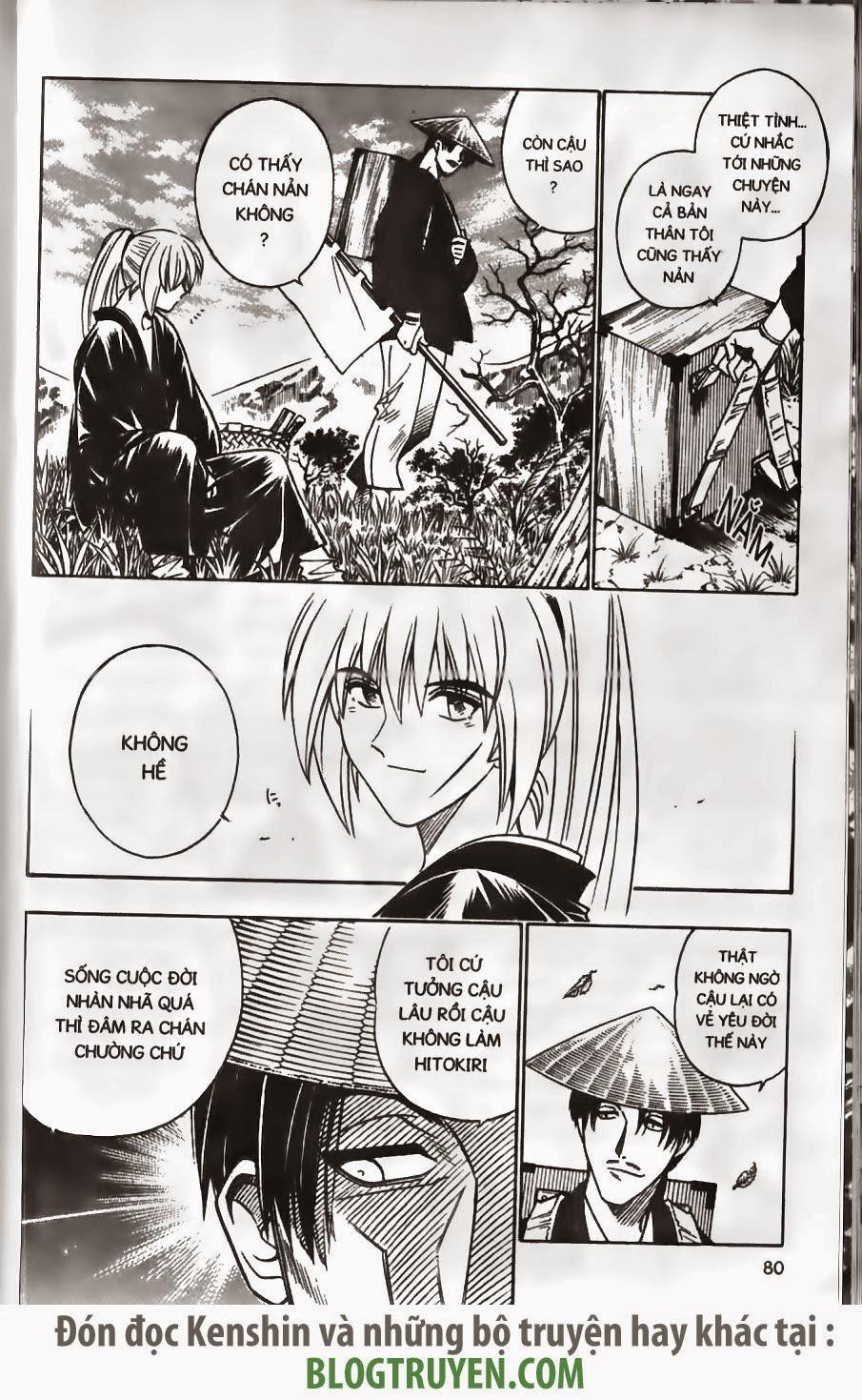 Rurouni Kenshin chap 172 trang 6