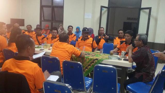 20 Kades Kecamatan Bawang Batang Jateng Kunjungi Kelurahan Rancanumpang
