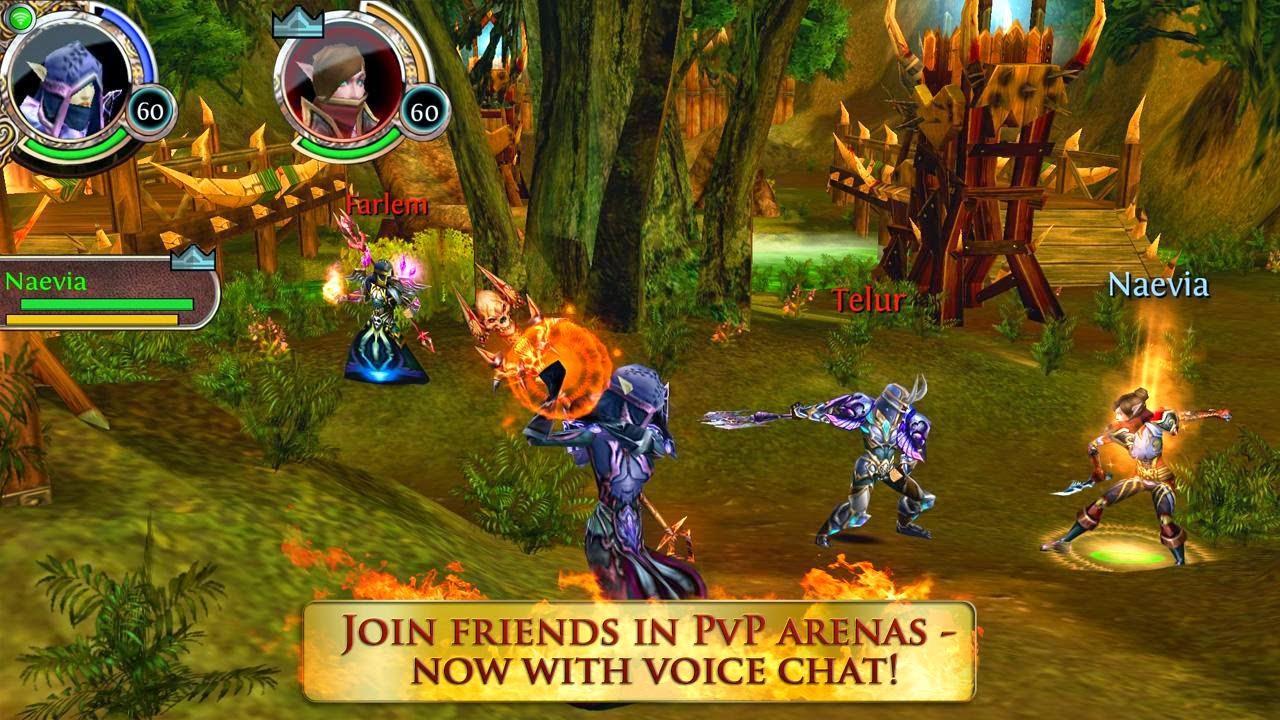 Game MMORPG Android: Order & Chaos Online v2.9.0i Terbaru ...