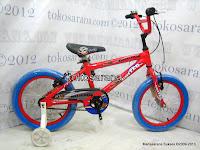 Sepeda Anak United Helichop Rangka Aloi 16 Inci
