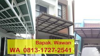 Kanopi Baja Ringan Tangerang Wa 0813 1727 2541 Jasa Pasang
