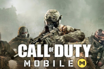 Call of Duty: Mobile, Lebih Keren dari Game Fortnite dan PUBG
