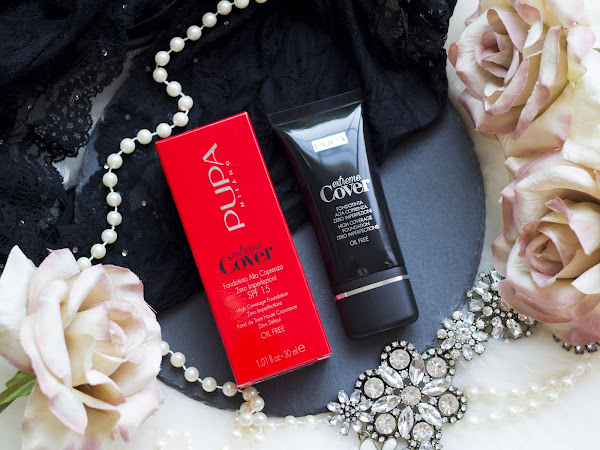 Pupa Milano Extreme Cover Foundation SPF 15