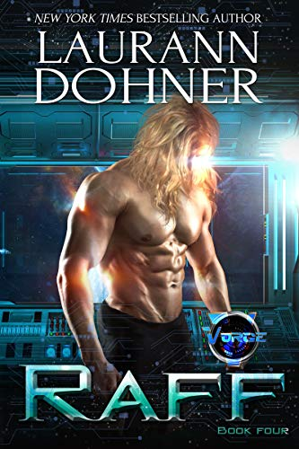 Raff (The Vorge Crew Book 4) by Laurann Dohner (PNR)