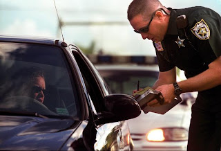 WHAT TO DO IF YOU GET A TRAFFIC TICKET