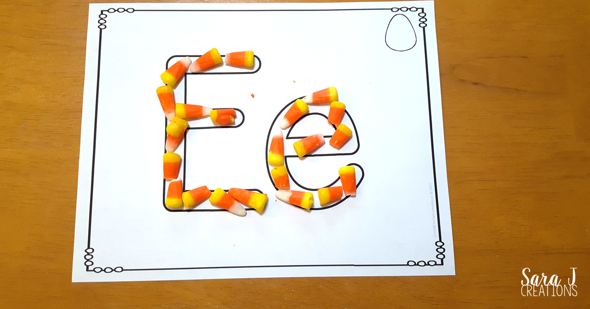 Letter E Activities Sara J Creations