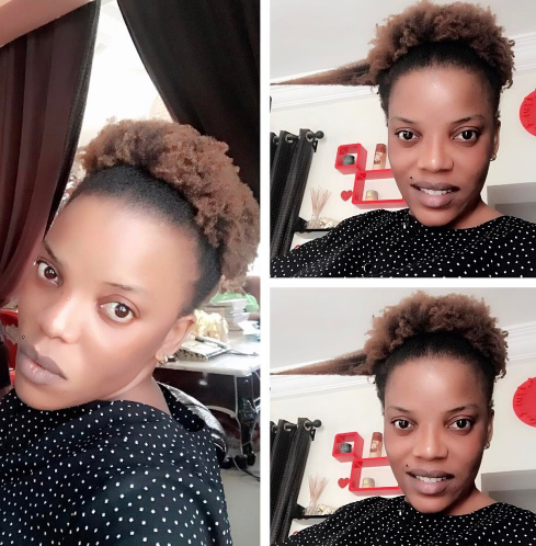 empress njamah without makeup
