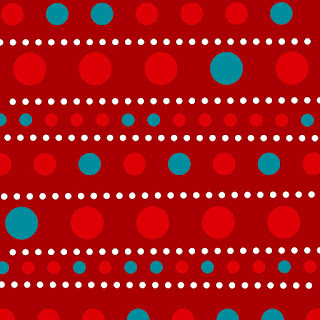 Square And Dotty Hintergrund 9