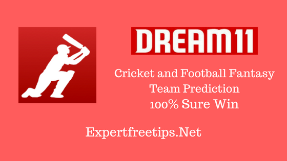 Dream11 Prediction: D11 Fantasy Cricket and Football Prediction