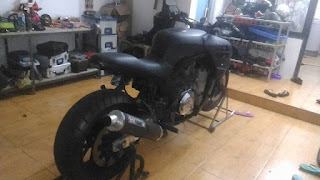 Jual Moge BEKAS: Suzuki GSXR750 - MALANG