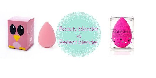 Beauty blender VS Perfect blender
