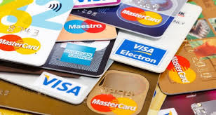 How to use your Credit Cards safely online