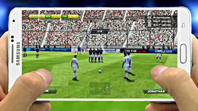 PES 2018 Official Lite Android Offline With Commentary Best Graphics HD