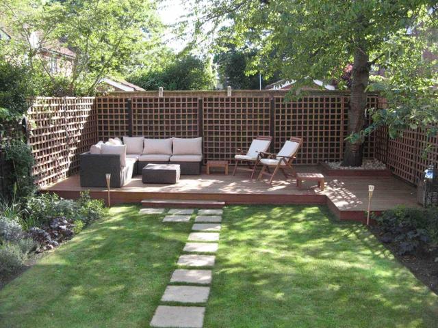 amenajari gradini, curte minca design gradina moderna peisagist terasa lemn deck gard decorativ firma proiectare gradini
