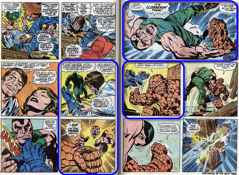 Fantastic Four 79-MonsterForever-BenGrimm