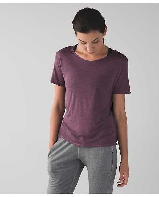 lululemon girlfriend tee