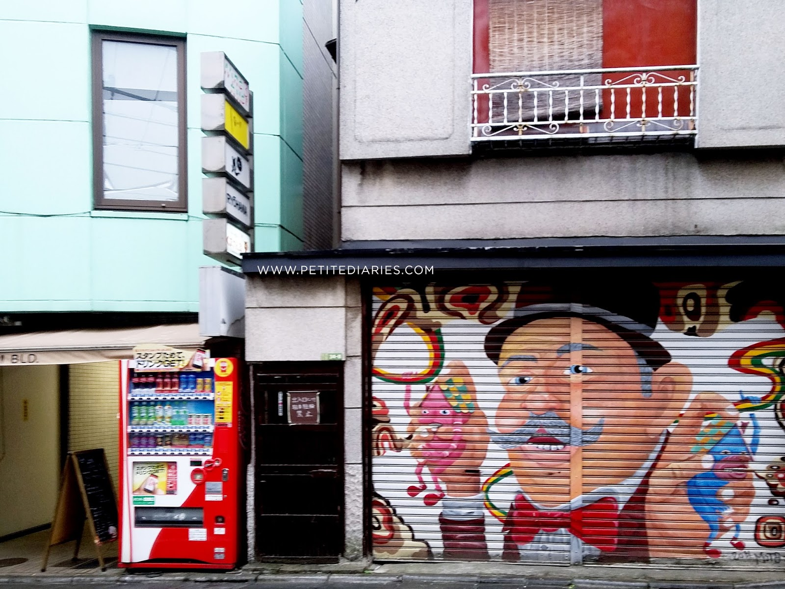 travel in tokyo hidden gem SHIMOKITAZAWA 下北沢 guide