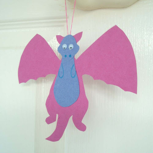 dragon themed children's party decorations