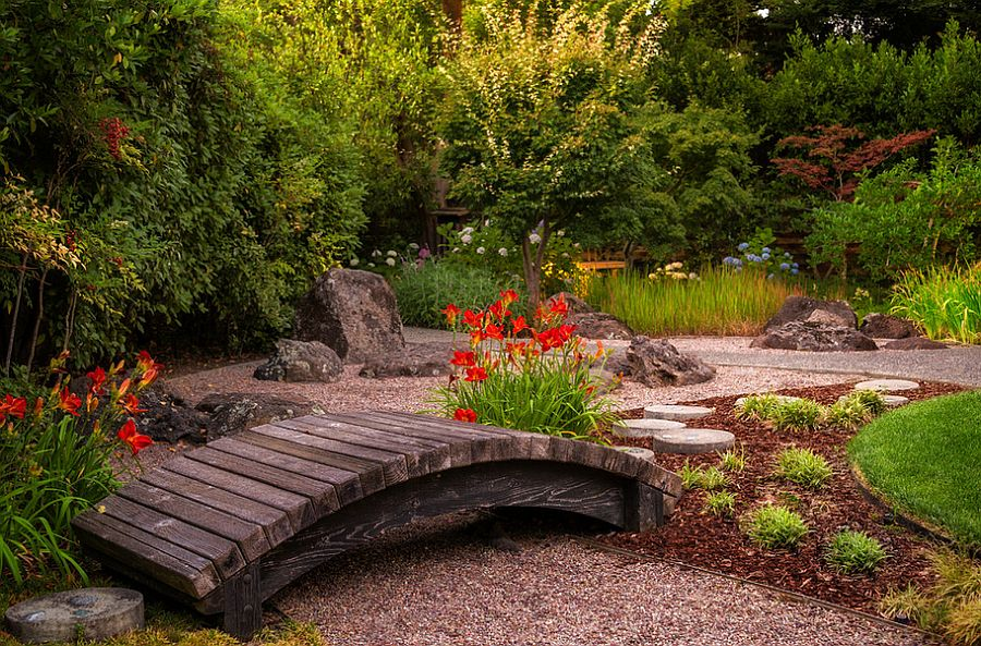 Wonderful Japanese Small Garden Designs - Home Decor