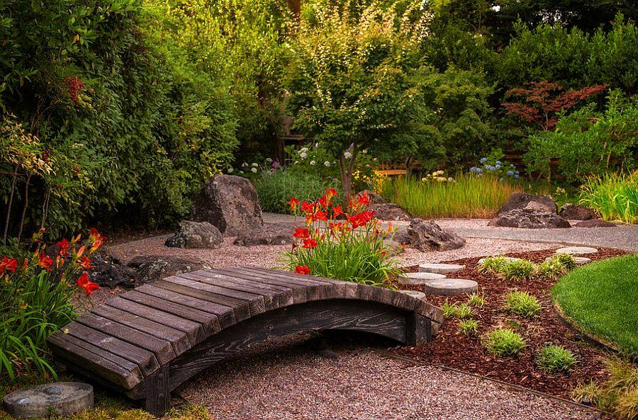 Wonderful Japanese Small Garden Designs - Home Decor on Backyard Japanese Garden Design Ideas id=34565