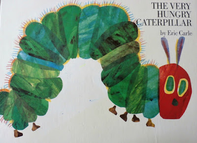 Book of The Very Hungry Caterpillar