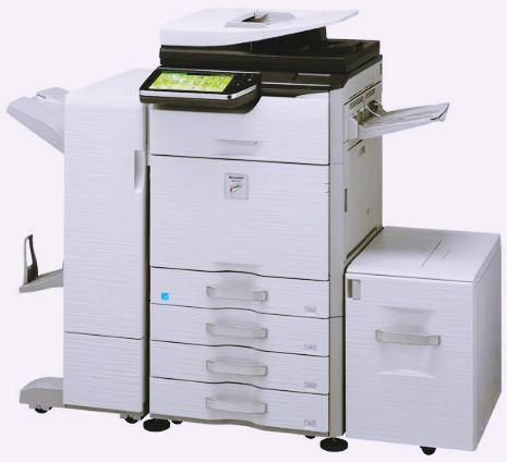 Sharp Printer Drivers Mx-2610n