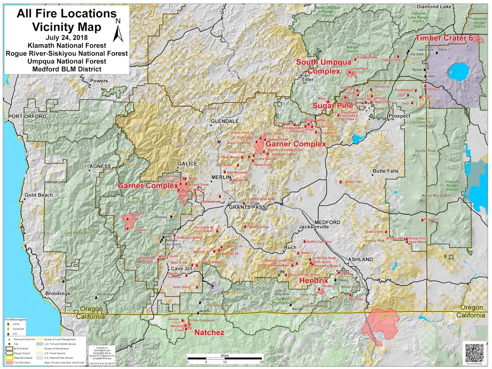 Southwest Oregon Joint Information Center Southwest Oregon Fire