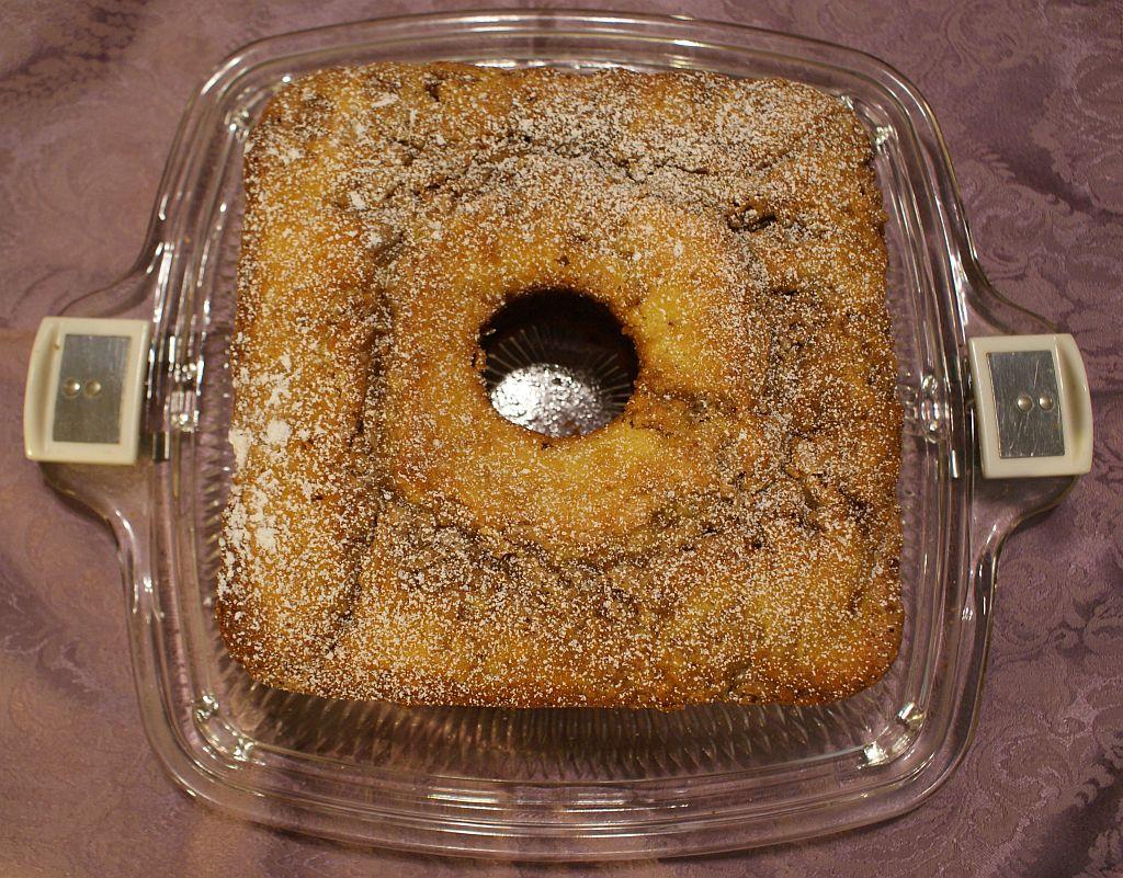 Jewish Coffee Cake Recipe Pudding