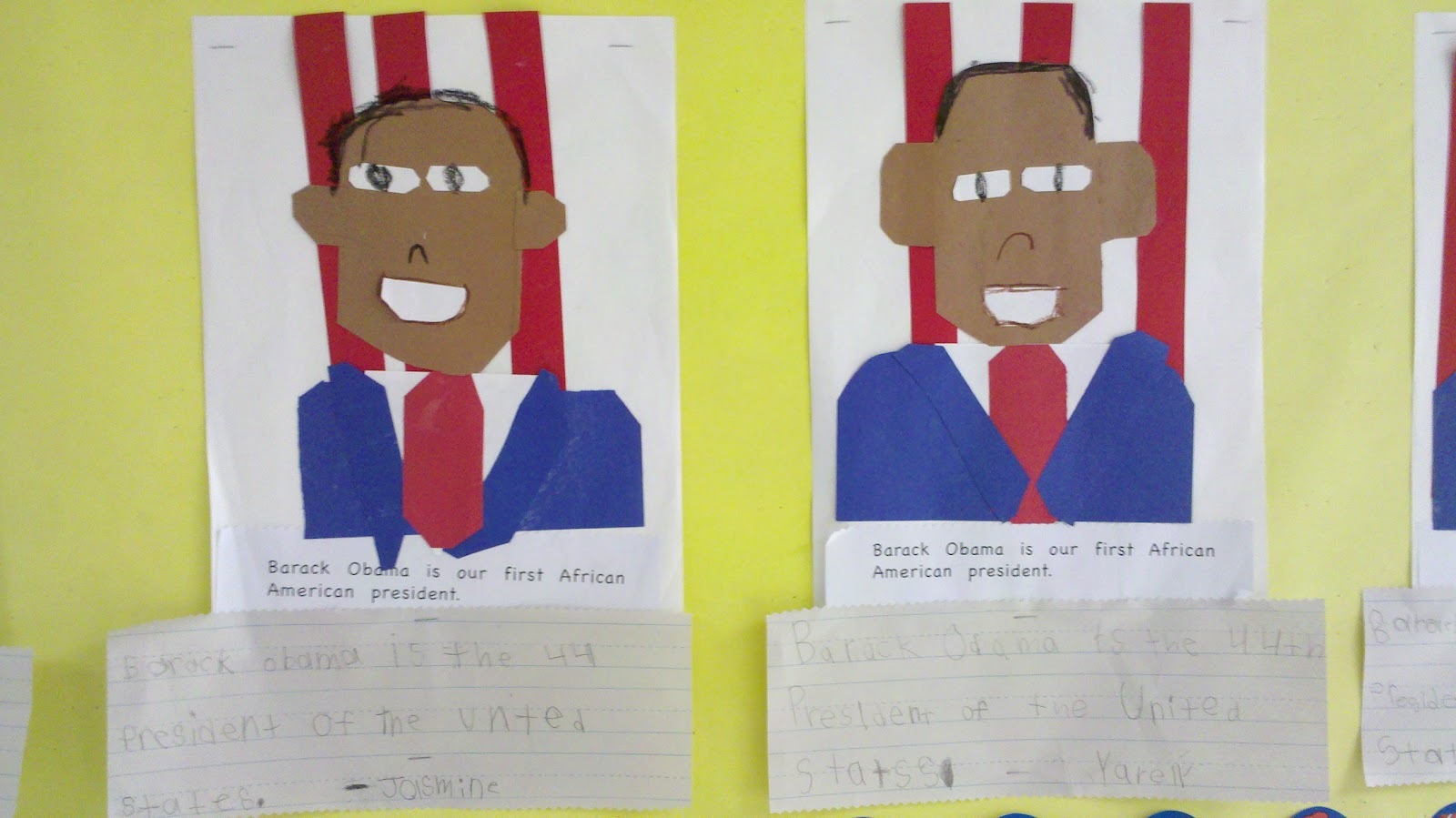 I Heart My Kinder Kids President S Day Craft