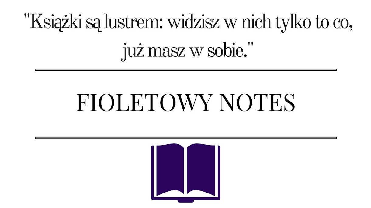 Fioletowy Notes