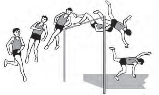 Praktik lompat jauh dan lompat tinggi