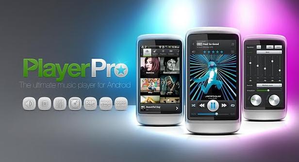 PlayerPro Music Player Apk Full Versi for Android