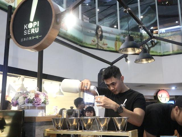 japanese cold brew di kopi seru