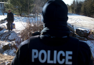 Why Canada Won't Tighten Border security Despite An Uptick In Illegal Immigration