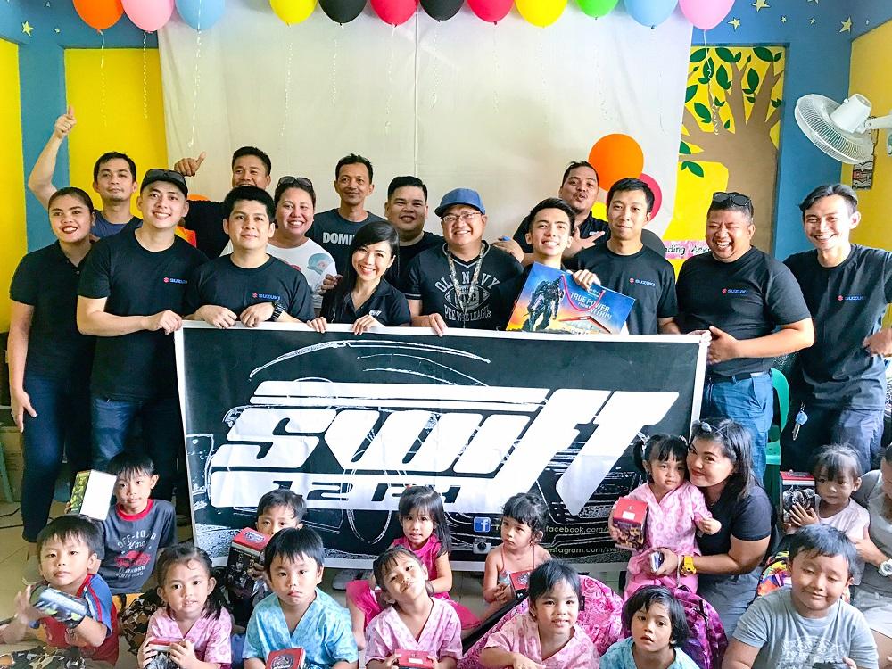 Team Suzuki Philippines
