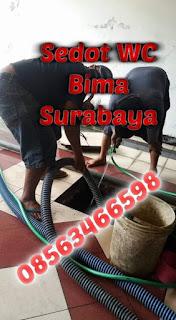 Layanan Sedot WC Bima 2018