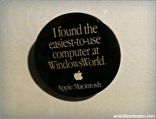 Computer History Museum: Chapas
