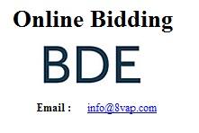 Online Bidding (BDE)