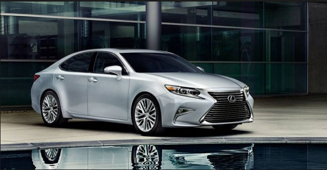 2017 Lexus ES Requirements and Powertrain