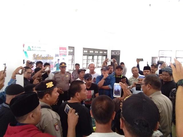 Ini Alasan Warga Tanjungpura Tolak Kirab Satu Negeri GP Ansor