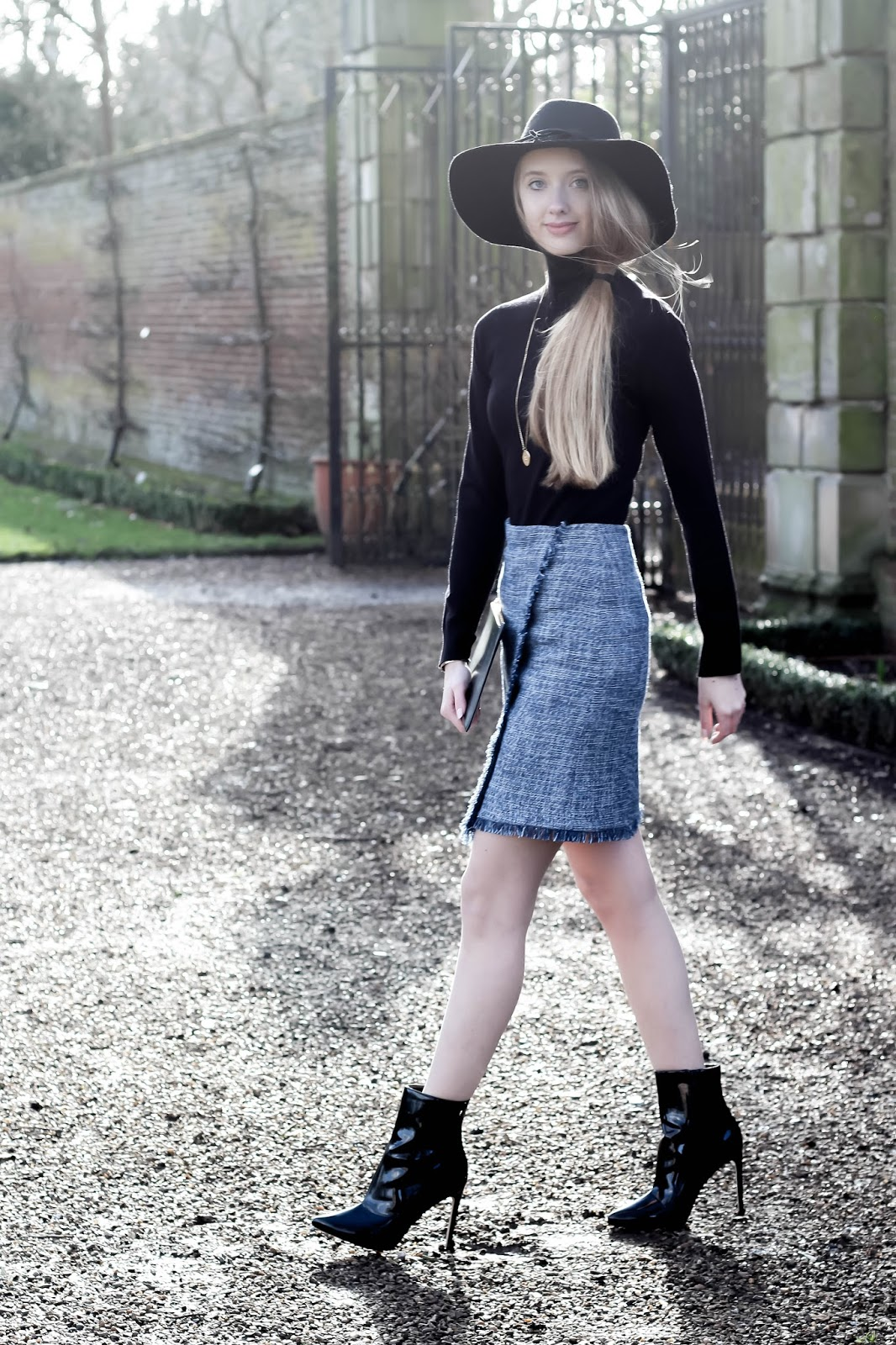 Fenn Wright Manson Petite Styling Fashion Blogger