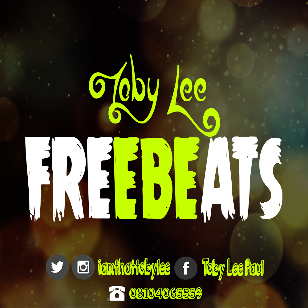 FREE BEAT: Peace (Produced by Toby Lee) - ISONG BEATS