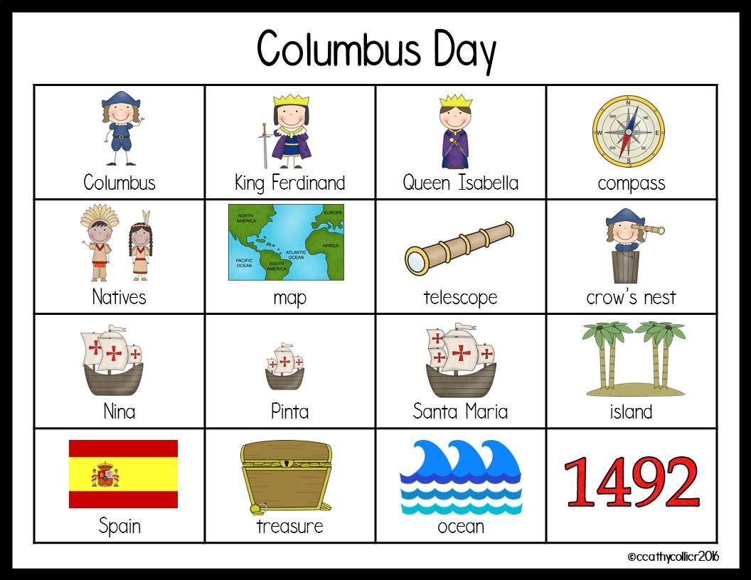 Worksheet Christopher Columbus Story For Kindergarten