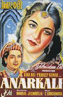 Anarkali Poster