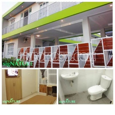 studio apartment sewa murah