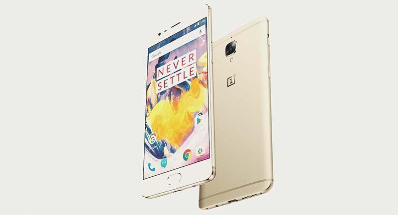 Ponsel Terjangkau OnePlus 3T